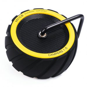 Plugtech Mrice Campers 1.0 Bluetooth Speaker